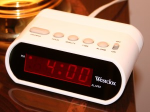 Digital-clock-alarm